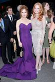 Jessica Chastain, Bernadette Peters, Beacon Theatre