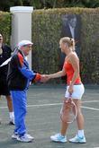 Tony Bennett and Caroline Wozniacki