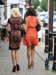 Lucy Mecklenburgh and Lydia Bright aka Lydia Rose...