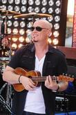 Jimmy Stafford Train performing live during the 'Today...