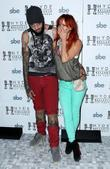 Travis Mccoy and Juliette Lewis