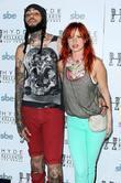 Travis McCoy and Juliette Lewis