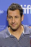 Adam Sandler  'Hotel Transylvania' press conference photo...