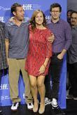 Adam Sandler, Andy Samberg and Molly Shannon