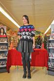 Tulisa Contostavlos, The Female Boss, Tesco Xtra and Swann Shopping