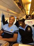 Manchester City F., C and Vincent Kompany