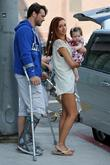 Una Healy, The Saturdays, Aoife Belle and Ben Fodden