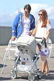 Una Healy, The Saturdays, Ben Foden and Aoife Belle Foden