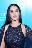 Katy Perry and Unicef Snowflake Ball