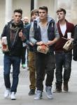 Jamie Hamblett, George Shelley, Josh Cuthbert, Jaymi Hensley, The X Factor