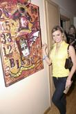 Caitlin O'Connor attend the Vagabond Virtues Art Exhibit...