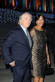 Robert De Niro, Grace Hightower and Tribeca Film Festival