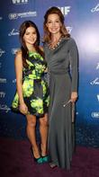 Ariel Winter and Sharon Lawrence