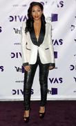 Singer Melanie Fiona, VH1 Divas and The Shrine Auditorium