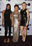 Taylour Paige, Logan Browning, Katherine Bailess, VH1 Divas and The Shrine Auditorium