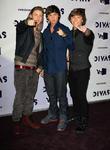 Wesley Stromberg, Drew Chadwick, Keaton Stromberg and VH1 Divas
