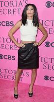 Jessica Szohr and Victoria's Secret Fashion Show