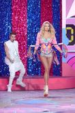 Justin Bieber, Jessica Hart, Victoria's Secret Fashion Show, Lexington Avenue Armory and New York City