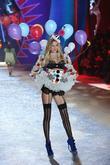 Toni Garrn and Victoria's Secret