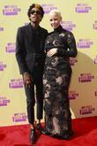 Wiz Khalifa, Amber Rose and MTV Video Music Awards