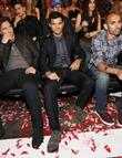 Taylor Lautner and MTV Video Music Awards