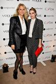 Nanette Lepore and Emma Roberts