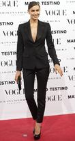 Irina Shayk, Vogue December Issue Launch, Party, Palacio Fernan Nunez. Madrid and Spain
