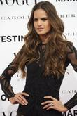 Izabel Goulart, Vogue December Issue Launch, Party, Palacio Fernan Nunez. Madrid and Spain