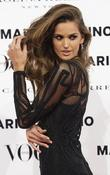 Izabel Goulart, Vogue December Issue Launch, Party, Palacio Fernan Nunez. Madrid and Spain