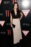Aimee Garcia W Magazine and GUESS Celebrate 30...