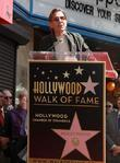 Leonard Nimoy and Star On The Hollywood Walk Of Fame