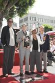 Leonard Nimoy, George Takei, Nichelle Nichols, Walter Koenig and Star On The Hollywood Walk Of Fame