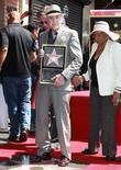 Walter Koenig, Nichelle Nichols and Star On The Hollywood Walk Of Fame