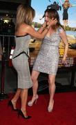 Jennifer Aniston and Kathryn Hahn