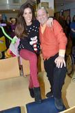 Glenda Gilson and Brendan O'Carroll