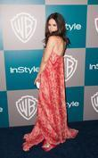 Abigail Spencer and Beverly Hilton Hotel
