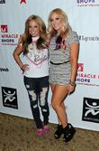 Sabrina Bryan, Lacey Schwimmer  Warren Moon hosts...