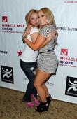 Sabrina Bryan and Lacey Schwimmer