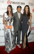 Patricia Velasquez, Russell Simmons, Dayana Mendoza at the...