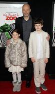 Benjamin Mee and children Rosie Mee and Dylan...