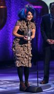 Bjork  The 16th Annual Webby Awards -...