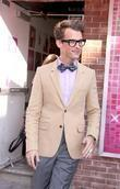 Brad Goreski  Celebrities departing the studios of...