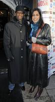 Adrain Lester and Lolita Chakrabarti Whatsonstage.com Awards Concert...