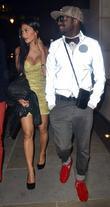 Nicole Scherzinger and Will
