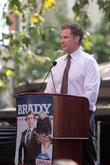 Will Ferrell promotes his film 'The Campaign' at...