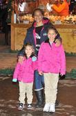 Angela Griffin Hyde Park Winter Wonderland - launch...
