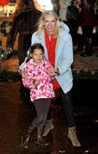 Anneka Rice Hyde Park Winter Wonderland - launch...