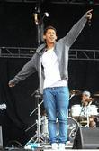 Jordan Rizzle Stephens of Rizzle Kicks Barclaycard Wireless...