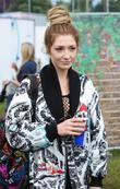 Nicola Roberts Barclaycard Wireless Festival 2012 - Day...