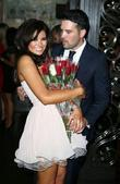Jessica Wright and Ricky Rayment,  at the...